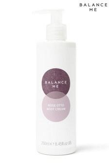 Balance Me Rose Otto Body Cream 250ml