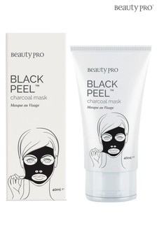 BeautyPro Black Peel-Off Mask With Activated Charcoal 40ml Tube