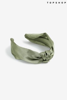 Freedom Sage Green Knot Headband