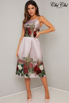 Chi Chi London Tanzine Dress