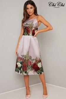 Chi Chi London Tanzine Dress
