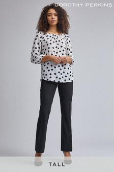 Dorothy Perkins Tall Tailored Bootcut Trouser