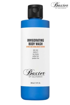 Baxter of California Invigorating Body Wash, Citrus and Herbal Musk, 8 oz.