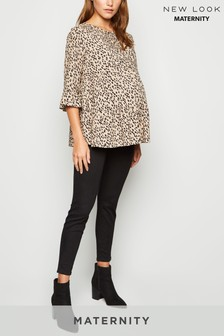 New Look Maternity 'Lift & Shape' Over Bump Jeggings