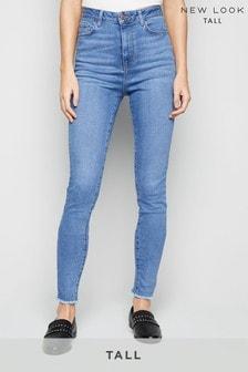 New Look Tall Lift & Shape Skinny Jeans