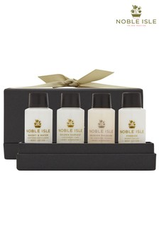 Noble Isle Fragrance Sampler Of Lotions