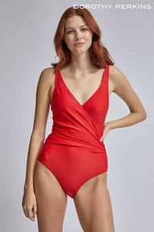 Dorothy Perkins Control Ruched Swimsuit