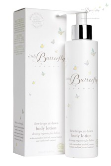 Little Butterfly London Dewdrops at Dawn Body Lotion 200ml