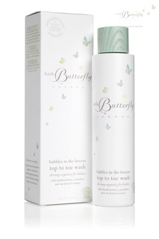 Little Butterfly London Bubbles in the Breeze Top To Toe Wash 200ml