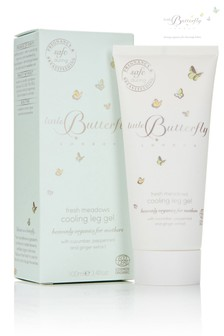 Little Butterfly London Fresh Meadows Cooling Leg Gel 100ml