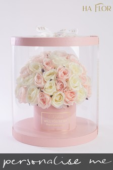 Personalised Emilia Bouquet by HA Flor