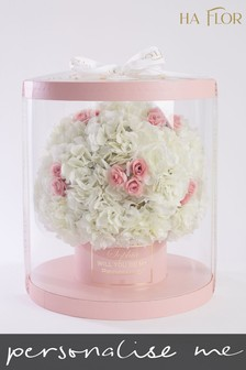 Personalised Sofia Bouquet By HA Flor