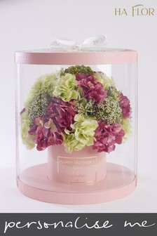 Personalised Clemency Bouquet By HA Flor
