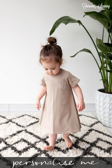 Personalised Short Sleeve Swing Dress by Forever Sewing