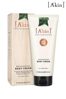 A'kin Replenishing Body Cream200ml
