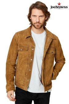 Joe Browns Good Times Suede Jacket