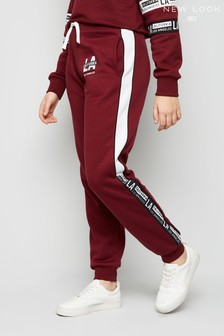 New Look Girls Set LA Trim Jogger