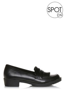 Spot On Chunky Loafer