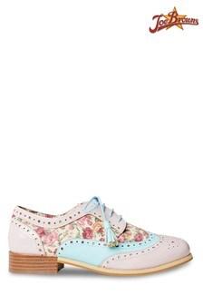 Joe Browns Pretty Dapper Brogue Shoes