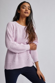 Dorothy Perkins Balloon Sleeve Jumper