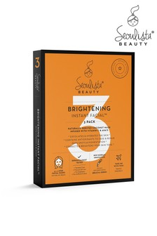 Seoulista Beauty Brightening Instant Facial Multipack (3 masks)