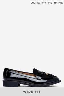 Dorothy Perkins Wide Fit Landmark Loafer