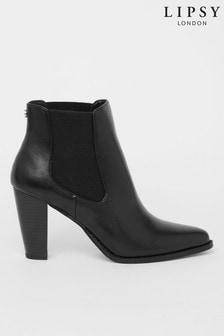 Lipsy Comfort Heeled Chelsea Boot
