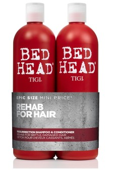 Tigi Bed Head Urban Antidotes Resurrection Shampoo and Conditioner Tween Duo 2 x 750ml