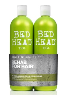 Tigi Bed Head Urban Antidotes Re-energize Tween Duo Daily Shampoo & conditioner for Normal Hair 2x 750ml