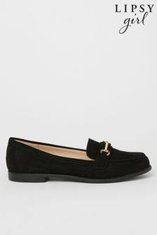 Lipsy Girl Snaffle Loafer