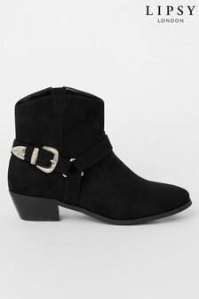 Lipsy Girl Western Boot