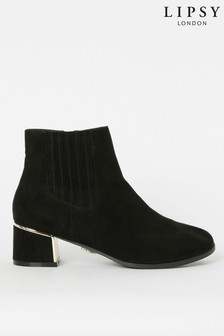 Lipsy Girl Block Heel Boot