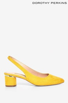Dorothy Perkins Dollar Court Shoe