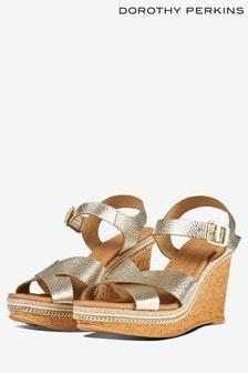 Dorothy Perkins Viva Wedge Shoes
