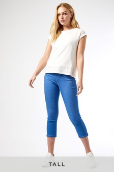 Dorothy Perkins Tall Crop Jeans