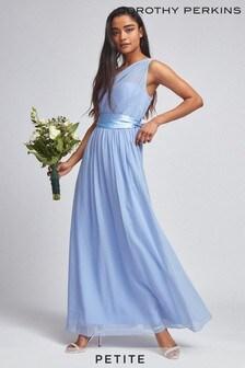 Dorothy Perkins Petite Showcase Sadie One Shoulder Maxi Dress