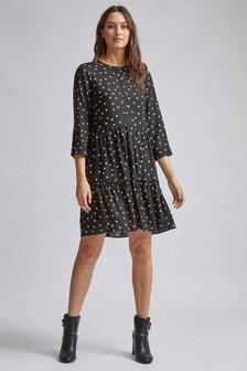 Dorothy Perkins Spot Smock Dress