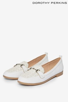 Dorothy Perkins Weave Loafer