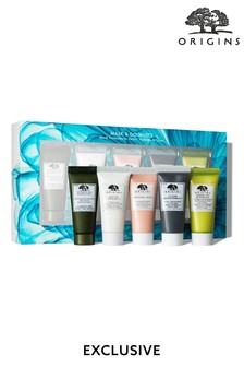 Origins Origins Mask & Go Musts - Mask Favorites to Detox, Hydrate & Glow (Worth £24) Set