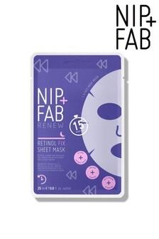 Nip+Fab Retinol Fix Sheet Mask 25ml