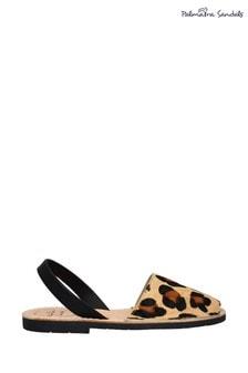next animal print sandals