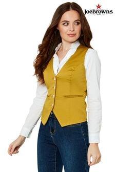 Joe Browns Cotton Waistcoat