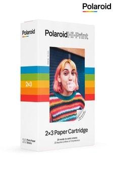 Polaroid Hi-Print 2x3 Paper Cartridge - 20 Sheets