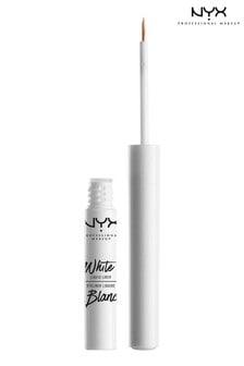 NYX Professional Make Up White Liquid Liner