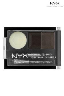 NYX Professional Make Up Eyebrow Cake Powder