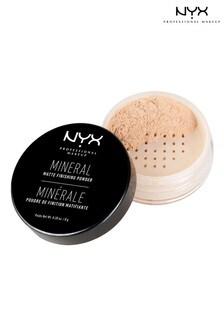NYX Professional Make Up Mineral Finishing Powder