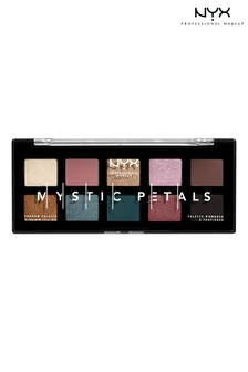 NYX Professional Make Up Mystic Petals Shadow Palette
