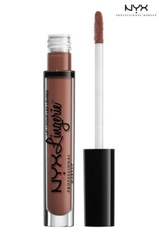 NYX Professional Make Up Lip Lingerie Liquid Lipstick