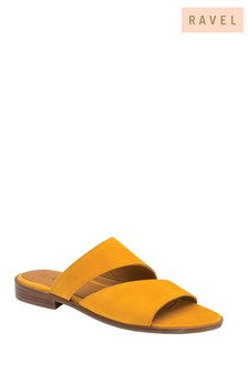 Ravel Suede Mule Sandals