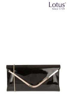 Lotus Clutch Bag